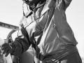 歼击机女飞行学员万里挑一 她们阅历了太多的阅历