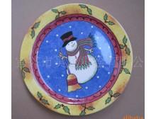 批发手绘陶瓷盘,陶瓷碗及陶瓷杯 马克杯