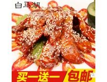 买一送一 糍粑鱼香辣味炸鱼干 绍兴特产零食即食鱼干小包装108g