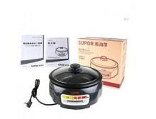 Supor/苏泊尔 HFK26E-130电火锅 多功能 学生电热锅 正品特价