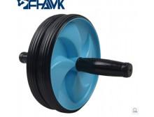 FHAWK健腹轮正品包邮收腹健身腹肌轮双轮瘦腰巨轮家用静音运动器