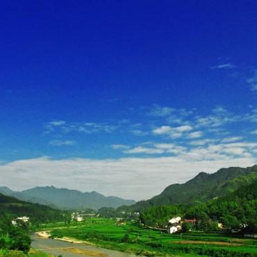 中心村田园风景A