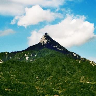 司空山景区北景