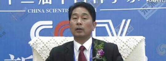 B2U慧域联盟的创始人程学斌接受中央电视台CCTV记者采访!