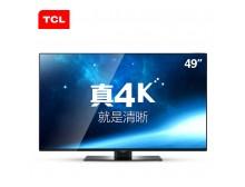 TCL D49A561U 49英寸 UHD 4K超高清 安卓智能LED液晶电视