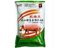 小猪宝4%小仔猪专用饲料添加剂预混料中大型养猪场畜牧用品