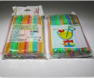 批发经过食品级认证和ISO认证:佳燕造型吸管,艺术吸管,吸管