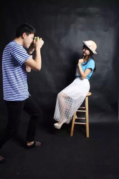 自拍馆双灯套装 自拍馆 摄影灯光套装 带自拍软件