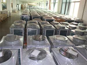 低温辐射地板采暖热泵机组 商用空气能热泵热水器