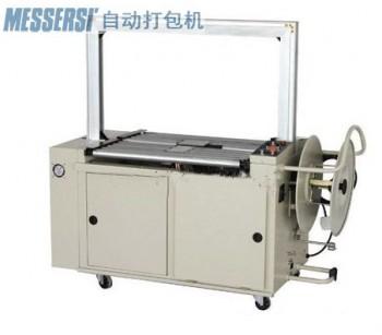 惠州塑料塑胶制品流水线式全自动井字形打包机